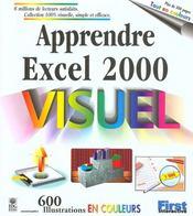 Apprendre Excel 2000 - Intérieur - Format classique