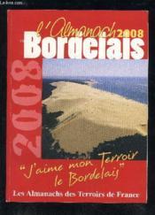 Almanach Du Bordelais 2008 (L') - Couverture - Format classique