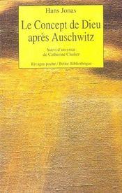 Le concept de Dieu après Auschwitz - Intérieur - Format classique