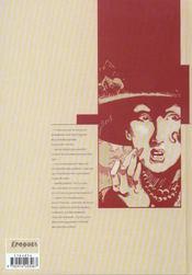 Estelle t.1 ; 10 jours de poisse - 4ème de couverture - Format classique
