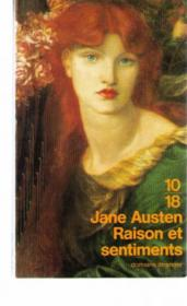 Raison et sentiments  - Jane Austen