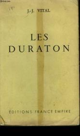 Les Duraton. - Couverture - Format classique