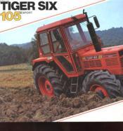 Sam - Tiger Six 105 Esport - Couverture - Format classique