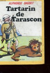 Aventures Prodigieuses Tartarin De Tarascon - Couverture - Format classique