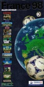 France 98 (Coupe Du Monde - World Cup) - Couverture - Format classique
