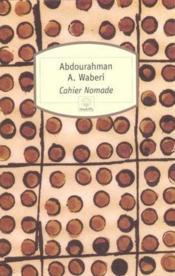 Cahier nomade - Couverture - Format classique