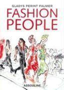 Fashion People (Anglais) - Couverture - Format classique