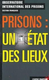 Prisons : Un Etat Des Lieux - Intérieur - Format classique