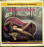 Plaisirs D'Amour : Almanach Erotique Des Femmes - Couverture - Format classique