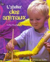 Atelier Des Animaux - Intérieur - Format classique