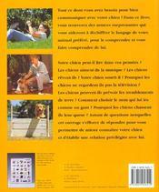Le Langage Des Chiens - 4ème de couverture - Format classique