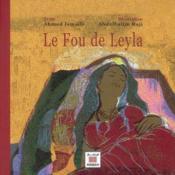 Le Fou De Leyla - Couverture - Format classique