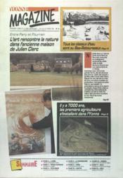 Yonne Magazine N°43 du 20/02/1968 - Couverture - Format classique