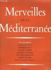 Merveilles De La Mediterranee. - Couverture - Format classique