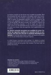 Les Metropoles Dans Le Monde - 4ème de couverture - Format classique
