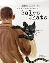 Sales chats - Intérieur - Format classique
