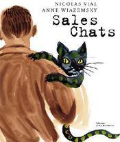 Sales chats - Couverture - Format classique
