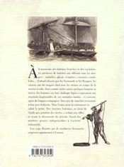 Dix Siecles De Peche A La Baleine - 4ème de couverture - Format classique