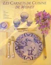 Les Carnets De Cuisine De Monet - Intérieur - Format classique