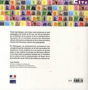 Nouveaux albums des jeunes architectes - 4ème de couverture - Format classique