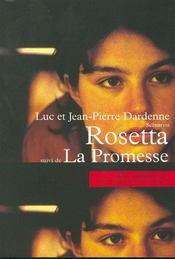 Rosetta La Promesse - Intérieur - Format classique