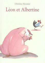 Léon et Albertine - Intérieur - Format classique