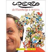 Uderzo de Flambergé à Asterix - Couverture - Format classique