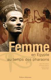 Femme en égypte au temps des pharaons - Intérieur - Format classique