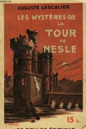 Les Mysteres De La Tour Nesle - Couverture - Format classique
