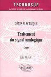 Genie Electrique Traitement Du Signal Analogique Cours - Intérieur - Format classique