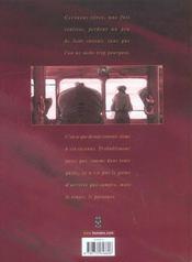 Careme T.2 ; Cauchemars - 4ème de couverture - Format classique