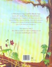 L'univers merveilleux des contes de Grimm et d'Andersen - 4ème de couverture - Format classique