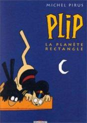Plip la planete rectangle t.1 - Couverture - Format classique