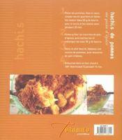 Hachis Et Gratins - 4ème de couverture - Format classique