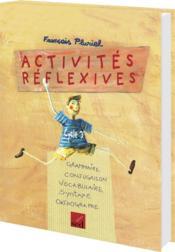 Cycle 3 ; classeur activités réflexives - Couverture - Format classique