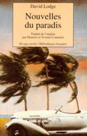 Nouvelles Du Paradis - Rp N 124 - Couverture - Format classique