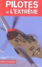 Pilotes de l'extrême - Intérieur - Format classique