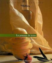 Saveurs mediterraneennes ; la pomme de terre - Couverture - Format classique
