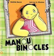 Manou Binocles - Couverture - Format classique