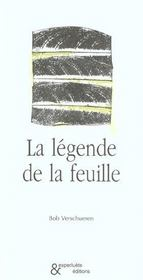 La legende de la feuille - Intérieur - Format classique
