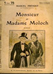Monsieur Et Madame Moloch. Collection : Select Collection N° 274 - Couverture - Format classique