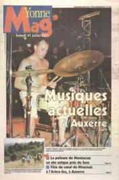 Yonn Mag N°773 du 21/07/2001 - Couverture - Format classique