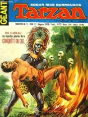 Tarzan N°11 - Couverture - Format classique