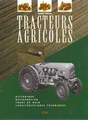 Tracteurs agricoles - Intérieur - Format classique