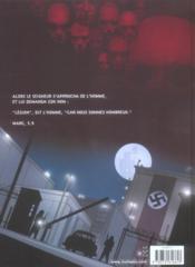 Je suis Légion t.2 ; Vlad - 4ème de couverture - Format classique