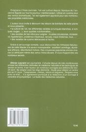 Bienfaits De L'Ail (Les) - 4ème de couverture - Format classique