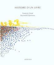 Histoire D'Un Livre - Intérieur - Format classique