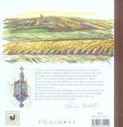 L'Yonne ; les trésors du patrimoine - 4ème de couverture - Format classique