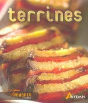 Terrines De Viandes Et Legumes - Intérieur - Format classique