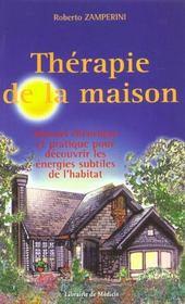 Therapie De La Maison - Intérieur - Format classique